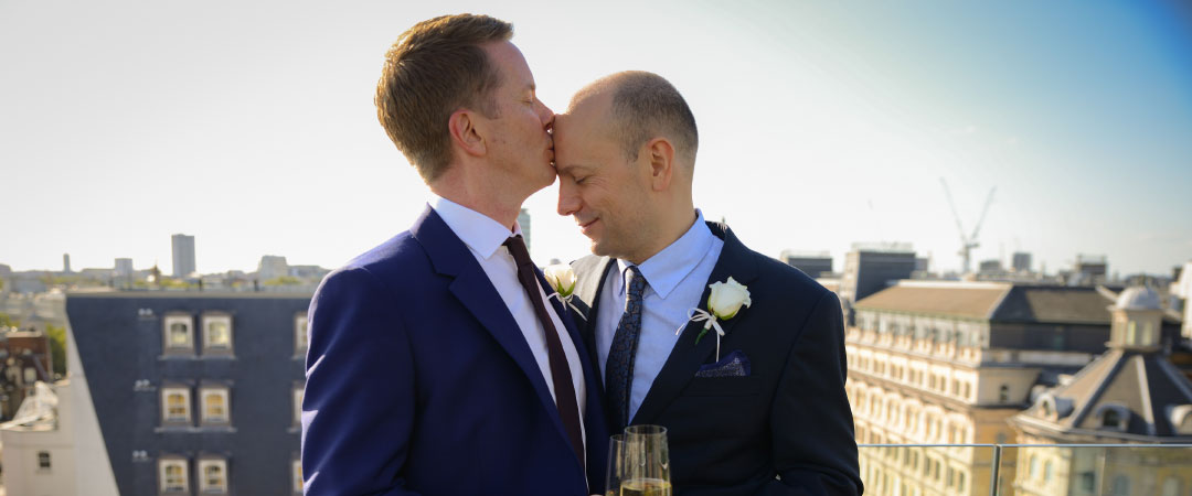 How to plan a gay wedding