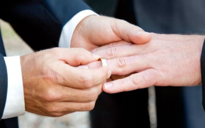 Buying the perfect gay wedding ring